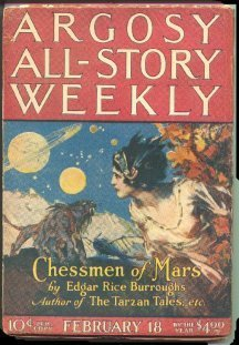 Argosy All-Story - February 18, 1922 - Chessmen of Mars 1/7